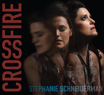 Crossfire album cover